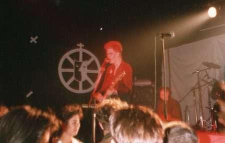 Martin von Arndt, Ruediger Frank live 1987