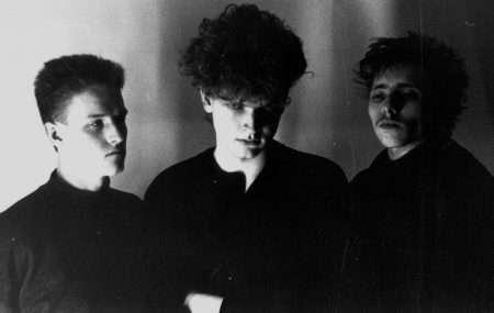 Promo Foto 1988 / Promo Pic 1988: Mutert, von Arndt, Frank