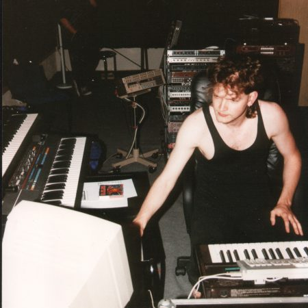 Danse Macabre-Studio 1993: Bruno Kramm, v. Arndt