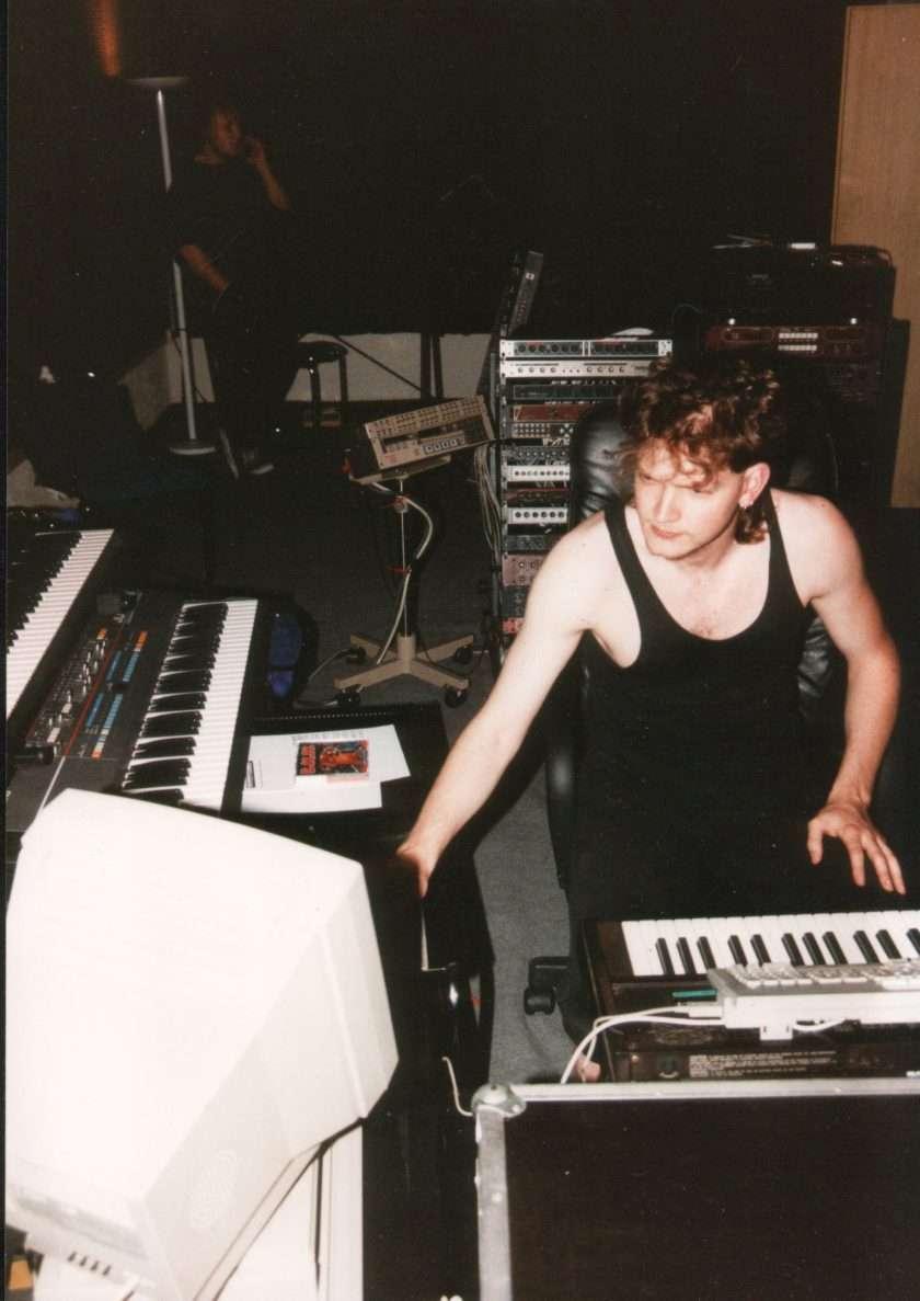 Danse Macabre-Studio 1993