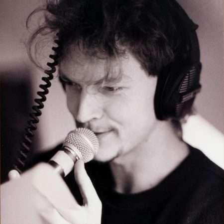 "Test recording ""Ten Movements"" 1993: v. Arndt"